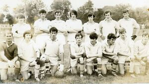 Unique Ballydesmond club with players from both sides of Cork and Kerry border landed a first major title in 1971