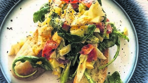 Recipe: Get ready for a great egg salad...