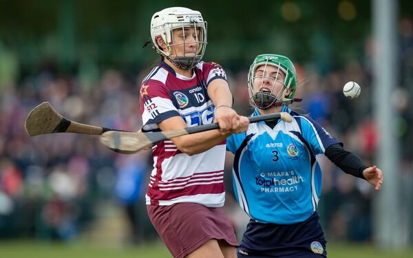 The Slaughtneil club in Derry has produced excellent camogie and hurling teams in recent years. Picture: INPHO/Morgan Treacy