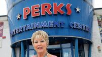 Sal Tivy of Perks Entertainment Centre in Youghal