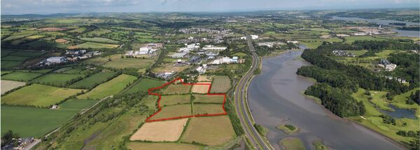 A €100 million Cork Tourist Outlet Village is proposed on the site near Carrigtwohill.