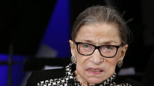Supreme Court Justice Ginsburg 'doing well' after hospital treatment