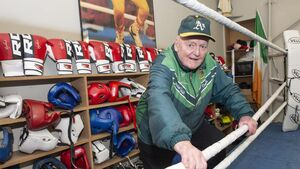 Tributes pour in after the passing of Maurice Walsh, the Yank of Cork boxing