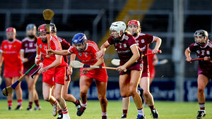 Camogie association organised and staying positive in hope of returning