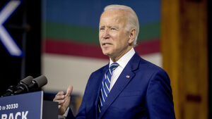 Joe Biden launches wide battleground push with extensive advertising campaign