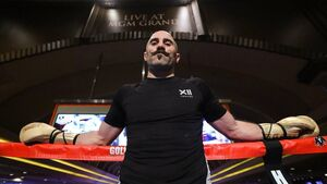 Ambitious Spike O'Sullivan's boxing mission isn't over yet