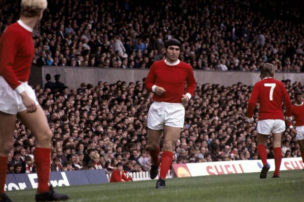Tony Dunne, Manchester United, 1970