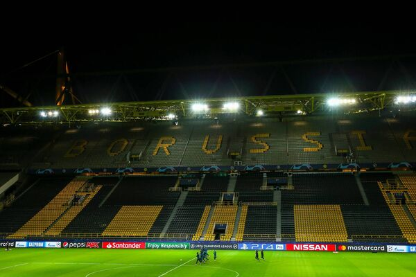 Signal Iduna Park, the home stadium of Borussia Dortmund. Picture: AMA/Getty Images