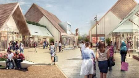 A €100 million Cork Tourist Outlet Village is proposed for the Carrigtwohill area.