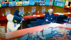 Two in custody over raid on Cork bookies that was foiled by heroic pensioner