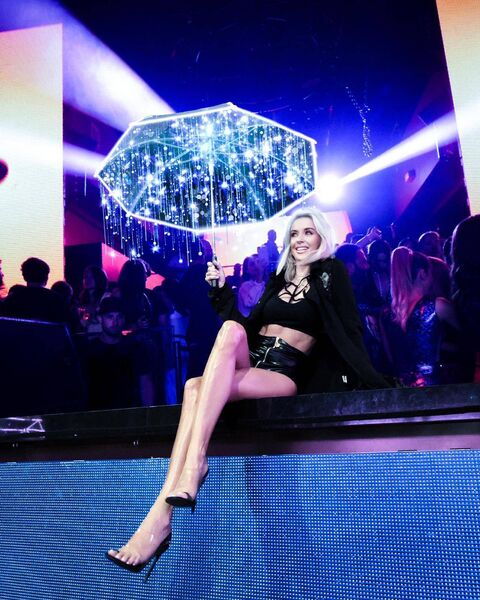 Sarah Lucey is director of talent scouting for DJs and celebrities at the exclusive clubs in Miami, LIV and STORY.