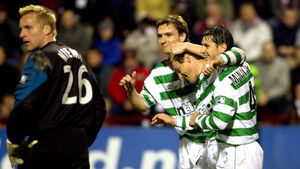 Colin Healy's Celtic career: Old Firm mayhem, Super Caley and helping the Hoops to a treble in 2001