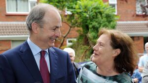 'It's so wonderful that people were able to make it out here today': Micheál Martin praises community as he returns to Cork as Taoiseach