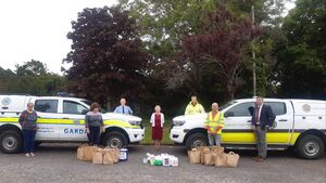West Cork gardaí team up with community alert group to distribute care packs to elderly residents