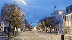 Public consultation open on two-way cycle lane for Cork's South Mall