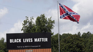 Pentagon bans display of Confederate flag on military installations