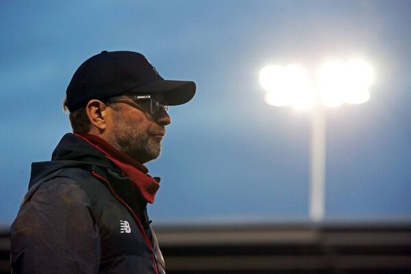 Liverpool manager Jurgen Klopp. Picture: Nick Potts/PA Wire.