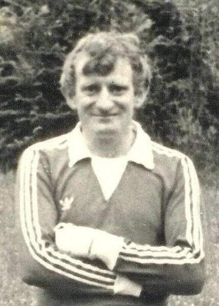 Pat Goggin represented the Munster Senior League 50 years ago in Wales.