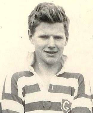 John 'Bootsy' Lynch represented the Munster Senior League in Wales.