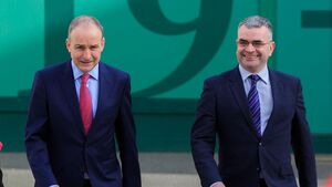 Micheál Martin appoints Dara Calleary and says he had no option but to sack Cowen