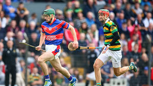 Cork hurling: Robbie O'Flynn is ready to fly high for Erin's Own once more