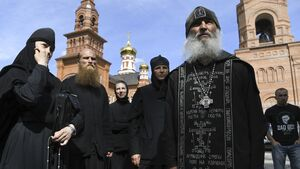 Russian Orthodox Church defrocks monk who said Covid-19 is non-existent