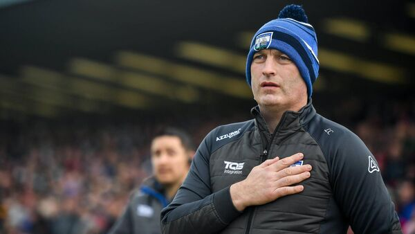 Waterford manager Liam Cahill. Picture: David Fitzgerald/Sportsfile
