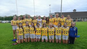 Bandon GAA, ladies and camogie clubs all worked together for charity