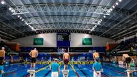 Cork swimming: Sheer joy to be back in the water
