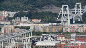 Italian Government strikes deal with Benetton family over Genoa bridge collapse