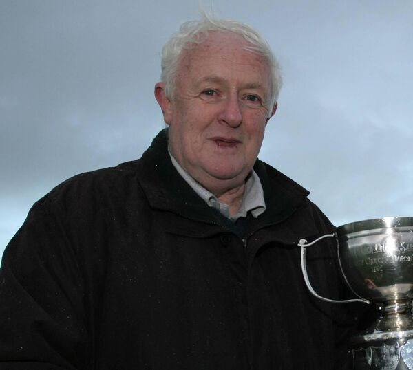Jim Healy, former runaí of the old minor board and current Rebel Óg board.