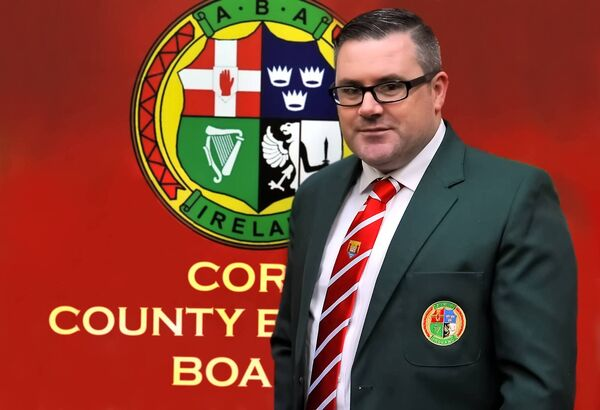 Billy O'Sullivan of Midleton Boxing Club, vice-president of the Cork County Boxing Board. Picture: Doug Minihane