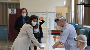 France holds municipal elections postponed due to virus crisis