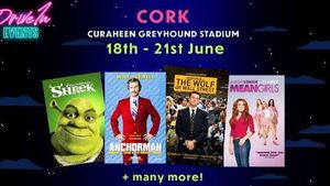 Cork's drive-in cinema will be 'strictly adhering to all Covid-19 guidelines'