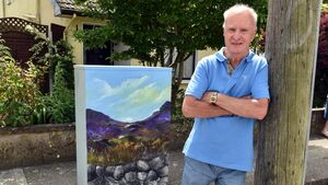 Cork Community Champion: Barry's electric art lights up lives