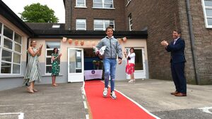Red carpet treatment for Greenmount students as they say farewell to primary school days