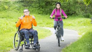 Cork encouraged to take part in Enable Ireland's national 'Wheel 100' challenge