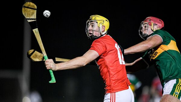 Cork U20 hurler Sean Twomey is missing out on crucial developmental time during the Covid-19 sporting shutdown. Picture: Matt Browne/Sportsfile