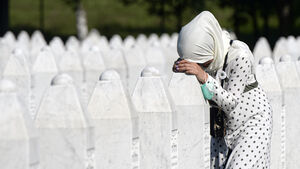 Leaders and survivors mark 25 years since Srebrenica massacre