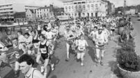 Marathon in 1985 got an extra boost from the Cork 800 celebrations