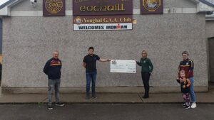 Youghal GAA surpass fundraising target for Mercy Hospital cancer ward