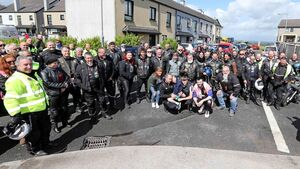 Bikers give sick Cork boy a dream birthday to remember