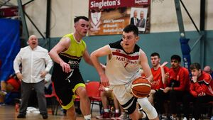 Blow for Fr Mathew's basketball club after semi-final loss to Carlow