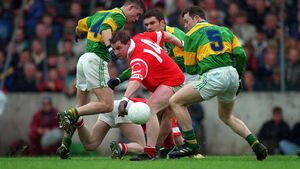 The Leeside Legends series: O'Brien was a fantastic footballer for Cork and Nemo
