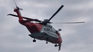 Teenager airlifted to hospital after cave fall in West Cork