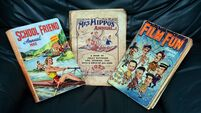The comics that Cork kids used to read...