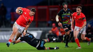 Munster remain unbeaten and top after facile win over Zebre
