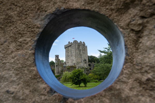 You can now kiss the Blarney Stone again as Blarney Castle opened its doors to the public. Picture Dan Linehan