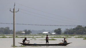 77 dead in floods and mudslides in India's Assam state