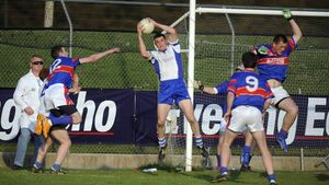 Noel O'Leary owes his football success to junior days with Cill na Martra